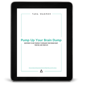 Pump Up your Brain Dump download image on iPad