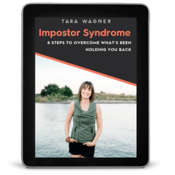 Impostor Syndrome Workbook cover image on iPad